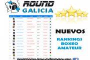 Nuevos RANKING ROUND GALICIA Boxeo Amateur