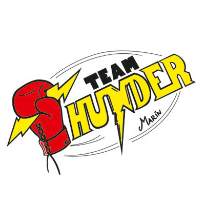 team thunder marin logo
