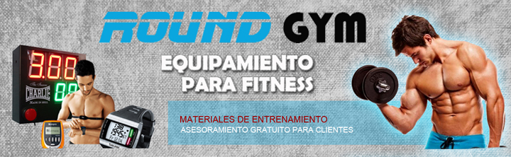 Banner FITNESS Round Gym 720x222