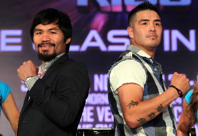 Manny Pacquiao -vs- Brandon Rios