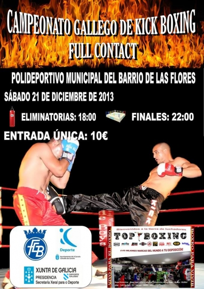 Campeonato Gallego de Full-Contact 2013